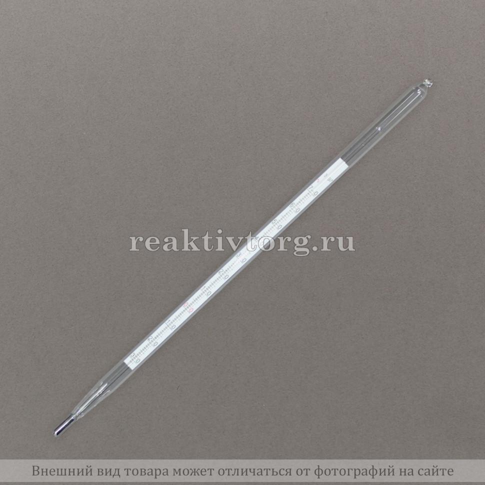 Термометр ТЛ-2 №1 (-30+70) ртутный лабораторный стеклянный