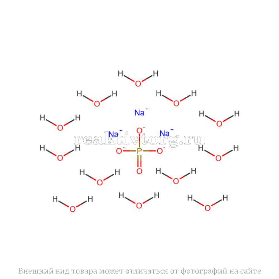 Натрий фосфорнокислый 3-замещенный 12-водный