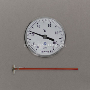 Термометр биметаллический ТБИ-40
