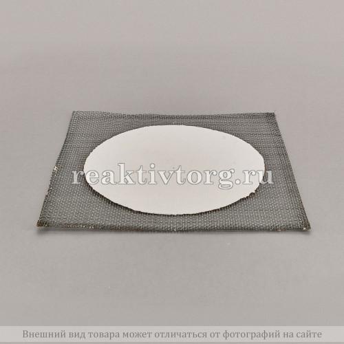 Сетка металлическая с керамическим кругом