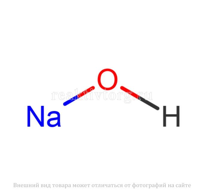 Натрий гидроокись чешуированный