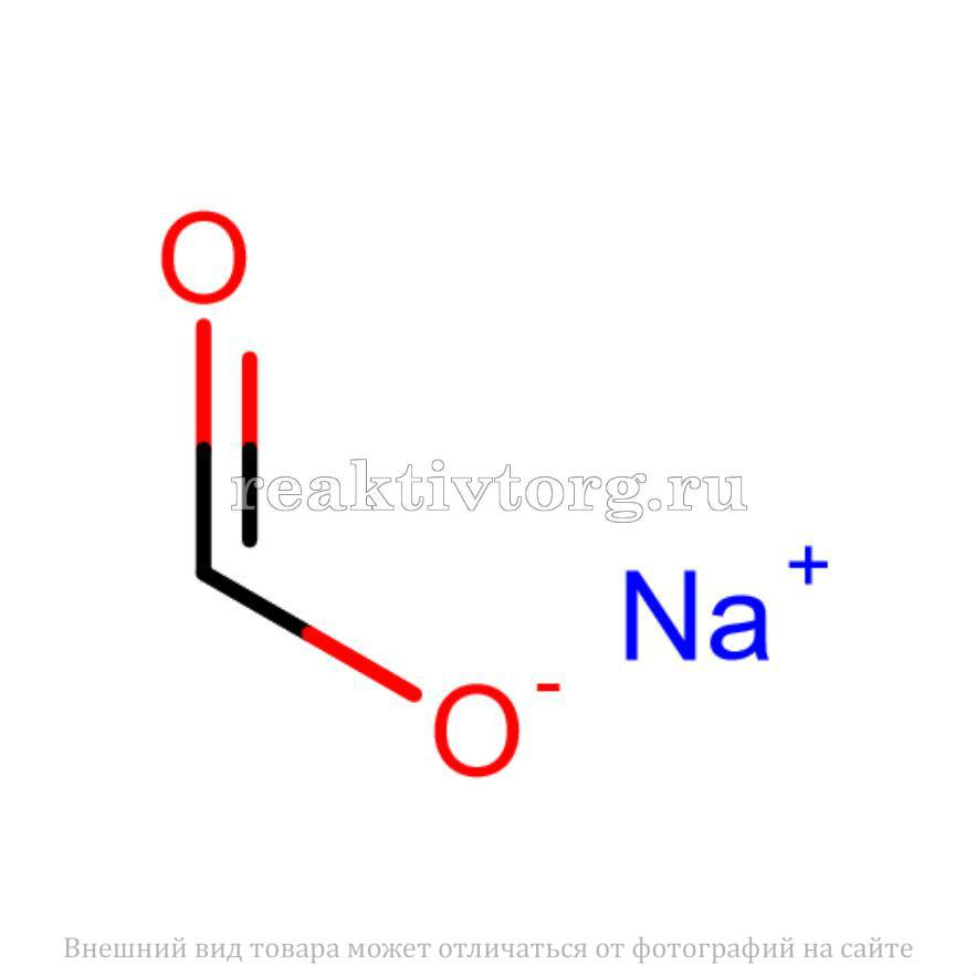 Натрий муравьинокислый (формиат)
