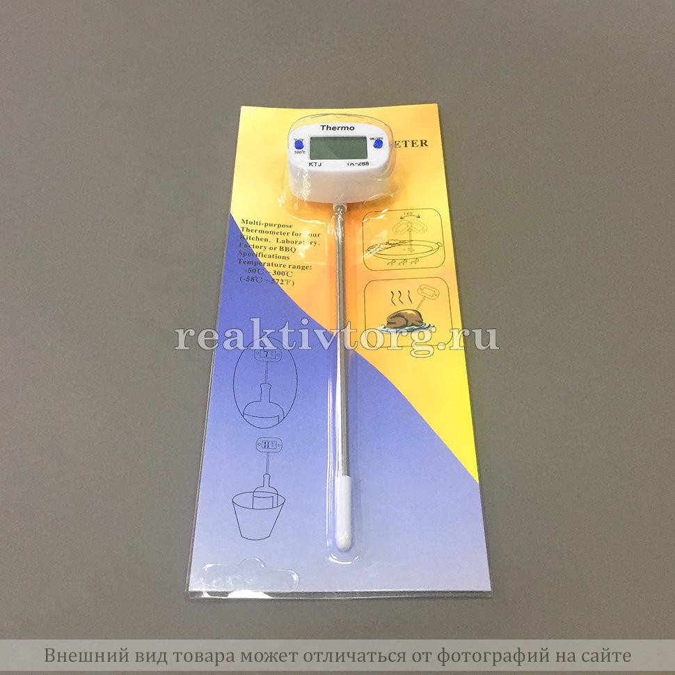 Термометр цифровой кухонный