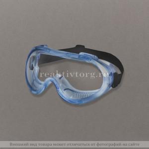 Очки ЗН55 SPARK Super (2C-1,2 PC) защитные закрытые с непрямой вентиляцией