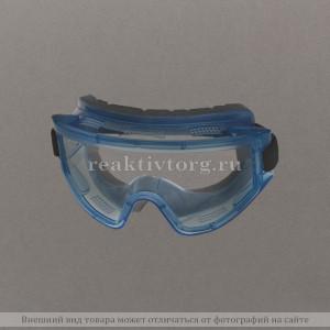 Очки ЗП2 PANORAMA Super (PC) защитные закрытые с прямой вентиляцией