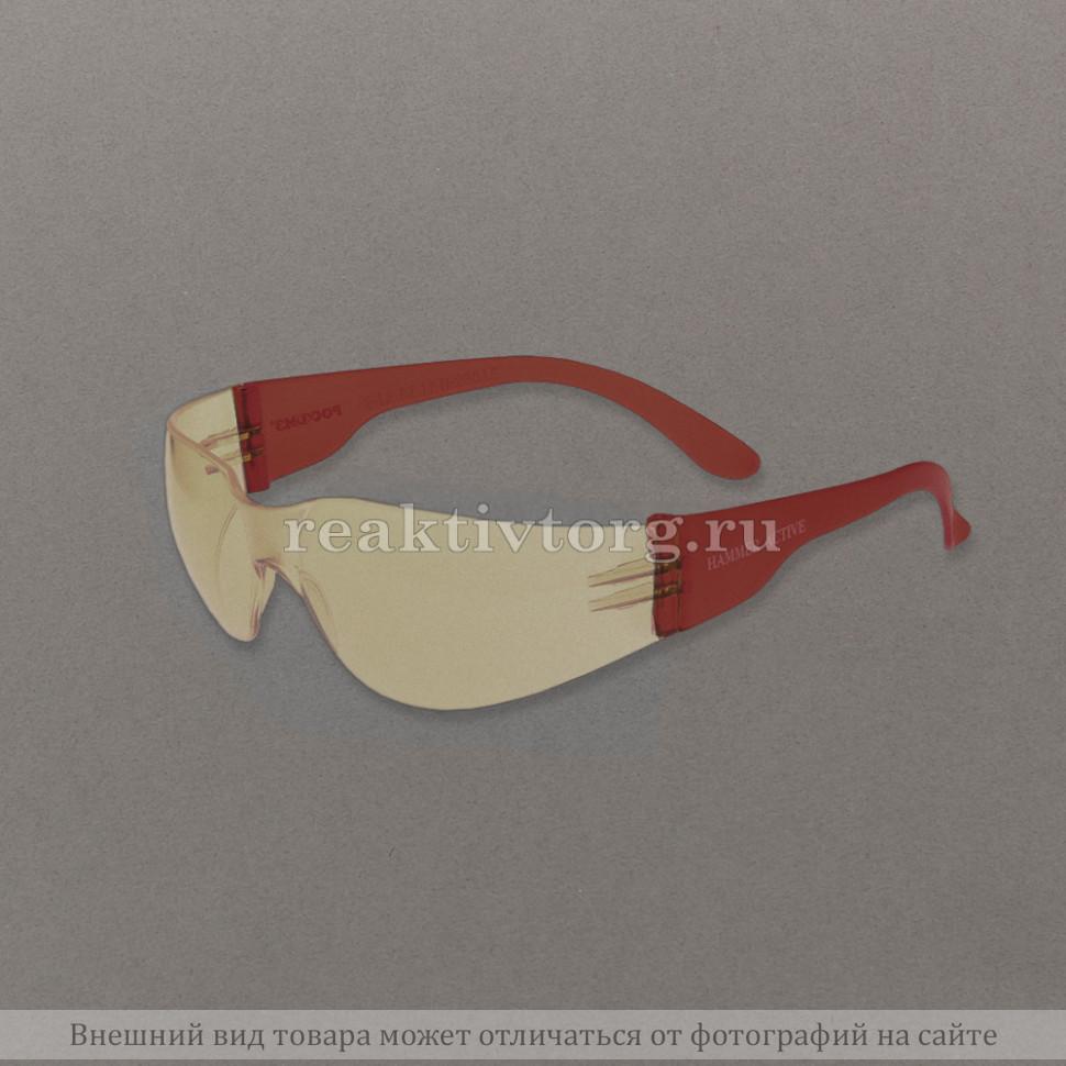 Очки О15 HAMMER ACTIVE (2-1,2 PC) защитные открытые