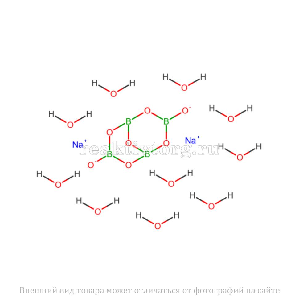 Натрий тетраборнокислый 10-водный
