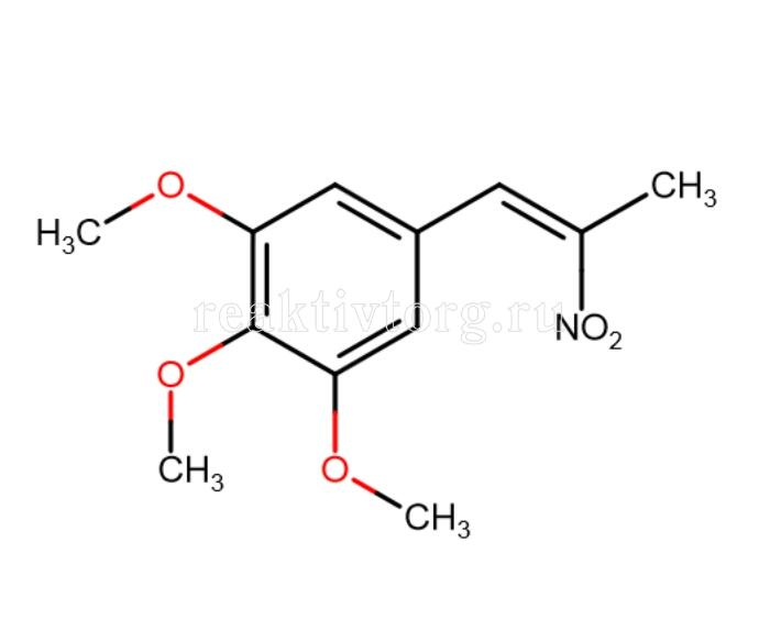 3,4,5-триметоксифенилнитропропен