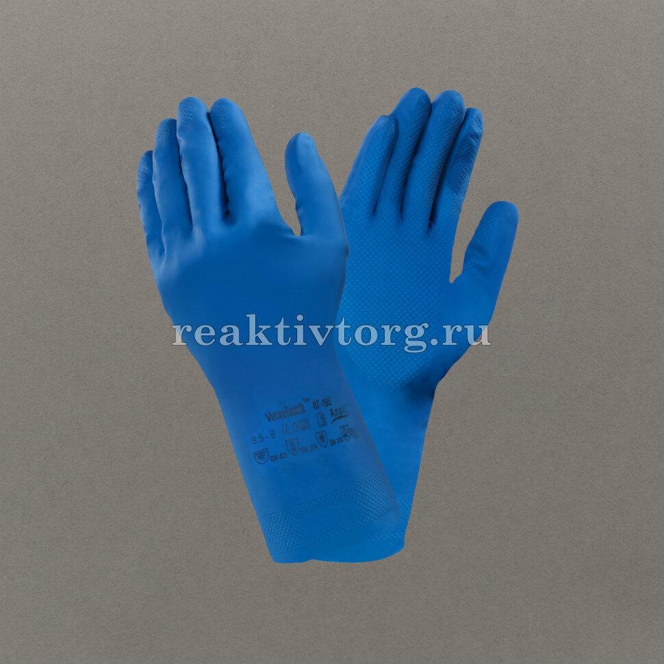 Перчатки ANSELL ВЕРСАТАЧ 87-195