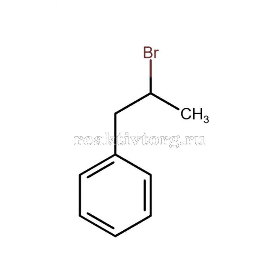 2-бромпропилбензол (1-фенил-2-бромпропан)