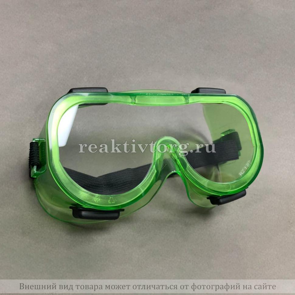 Очки ЭТАЛОН ЗН4 защитные закрытые с непрямой вентиляцией