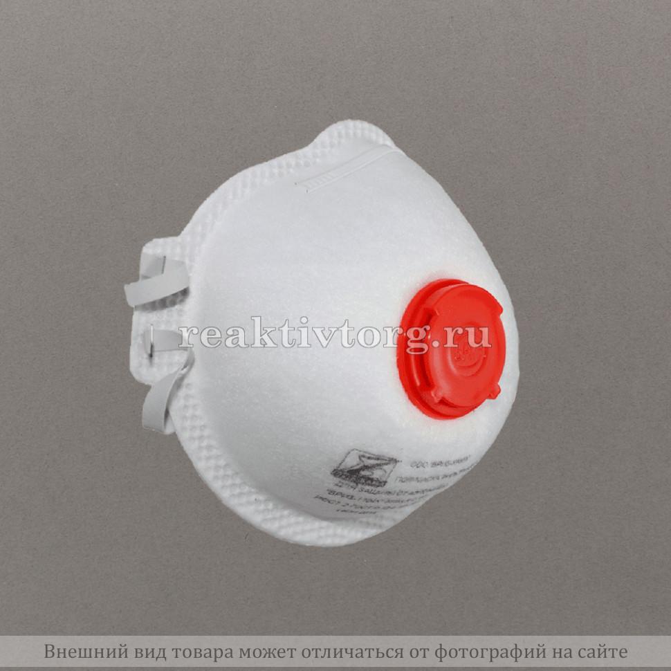 Полумаска фильтрующая Бриз-1104-1К для защиты от аэрозолей