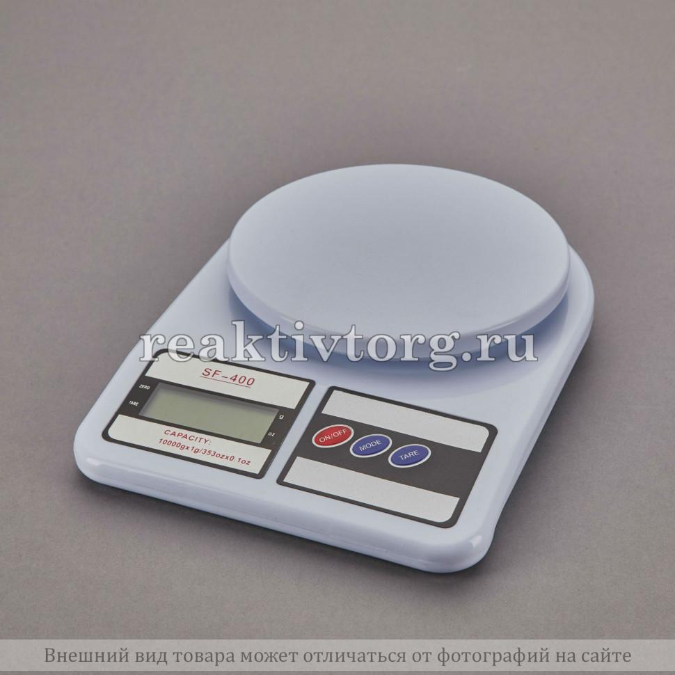 Весы кухонные электронные SF-400 1-7000гр