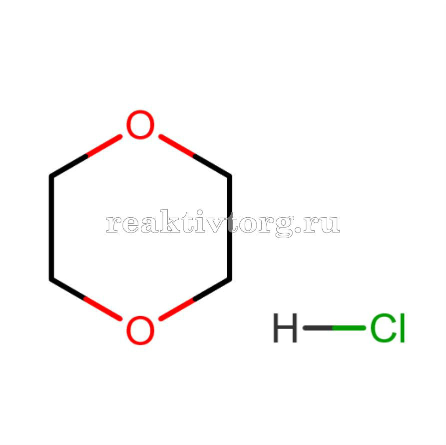 Солянокислый диоксан
