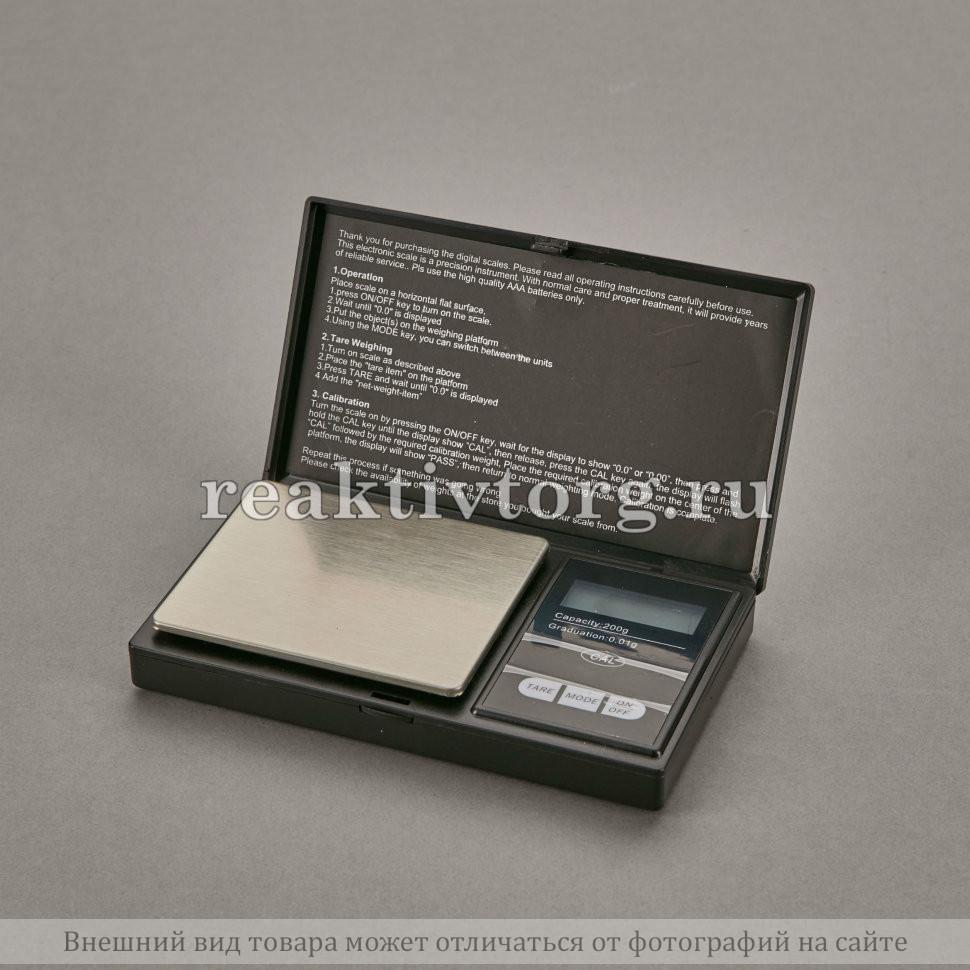Весы карманные электронные Professional-mini