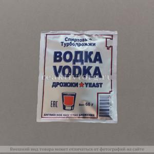 Дрожжи спиртовые Turbo Vodka