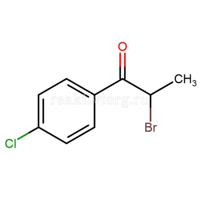 4-хлор-2-бромпропиофенон