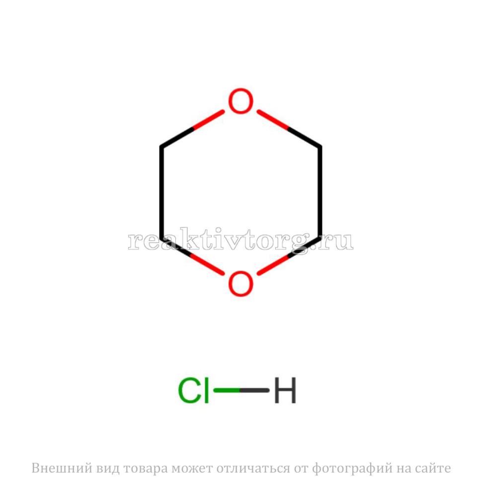 Хлороводород 5М раствор в 1,4-диоксане
