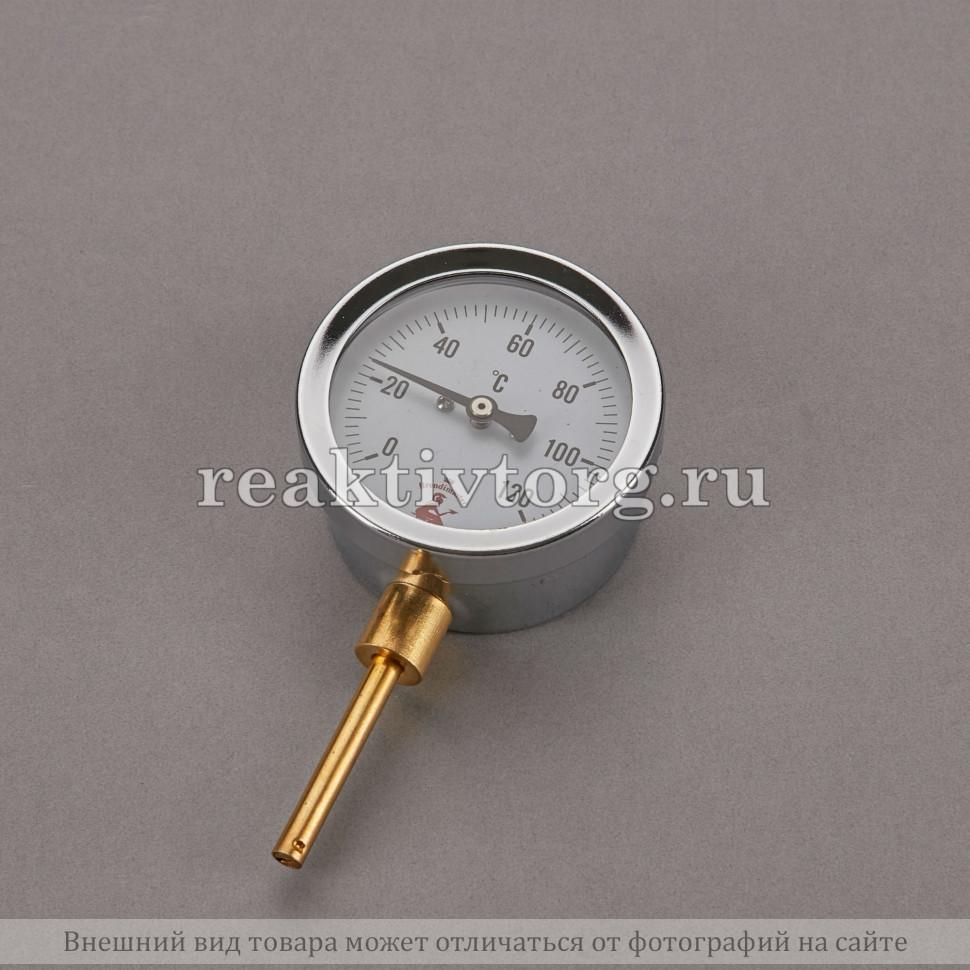 Термометр осевой